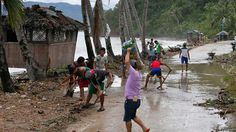 Christmas Typhoon Leaves At Least Six Dead & 18 Missing In Philippines