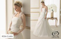 Rosa Clara Luna Novias - Efigie www.olivelli.co.za