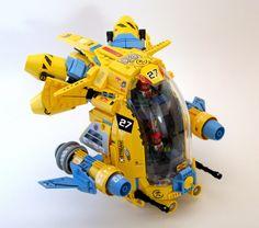 "Griggs Industries GARC Racer ""High & Mighty"" - standard shot"