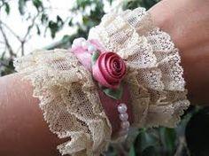 diy lace bracelet - Google Search