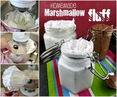 Marshmallow Fluff Recipe With Video Tutorial | The WHOot