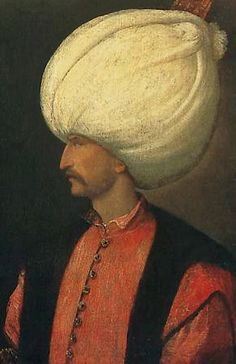 Süleyman the Magnificent, who ruled the Ottoman empire from 1520 to 1566 at the height of its power. During his reign, the tulip becomes an integral part of Ottoman culture.