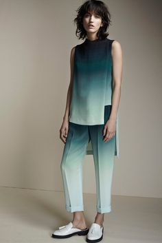 Fall 2015 Ready-to-Wear : Zoë Jordan