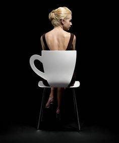 Silla de café  https://www.facebook.com/PhilipsSenseoArgentina  http://www.philipssenseo.com.ar/