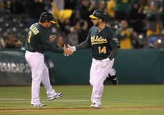 George Kottaras Oakland Athletics