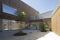 Gallery - Cultural Center in Nevers / Ateliers O-S architectes - 8