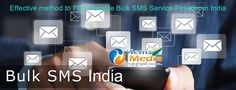 Effective method to Find Reliable Bulk SMS Service Provider in India: Bulk sms India