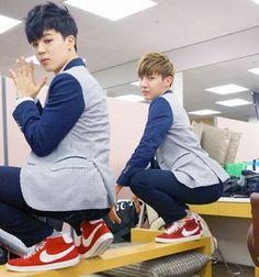 BTS, Bangtan Boys hahaha I love them so much (bangtan twerk team)