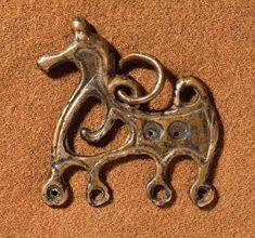 Viking age / Finnish / Horsependant /Suomussalmi