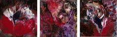 Series of three by Ron Matzov. SOLD