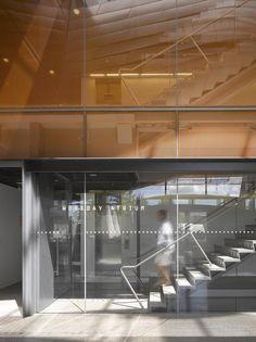 Edificio Portal Bill & Melinda,© Roland Halbe