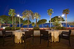 Hotel Martinez, Cannes, França
