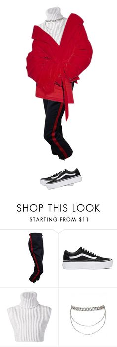 """""""-"""" by ugliestplanet ❤ liked on Polyvore featuring Louis Vuitton, Vans, Baja East, StreetStyle, menswear and streetwear"""