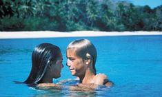 The Blue Lagoon (1980). Filmed on location at Devil's Beach, Nanuya Levu (Turtle Island), Fiji.