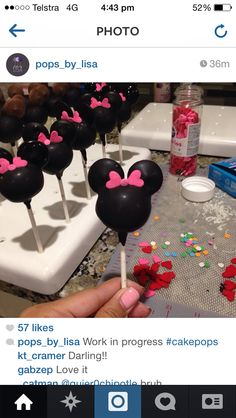Cake pop ideas  Awesome cake pops by Lisa