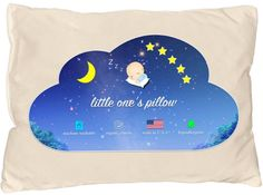 Little One's Pillow – Toddler Pillow, Delicate Organic Cotton Shell, Handcrafted in USA – Soft Yet Supportive, Washable 13 X 18 Photo Pillows, Baby Pillows, Kids Pillows, Traditional Pillows, Toddler Pillow, Pillow Reviews, Pillow Sale, Custom Pillows