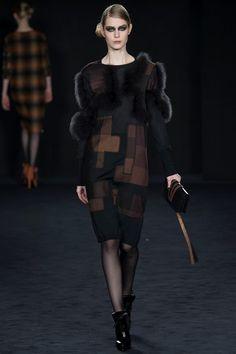 Sfilata DAKS Londra - Collezioni Autunno Inverno 2016-17 - Vogue