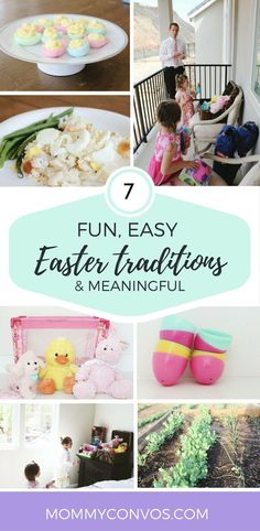 Sugar-free Easter Ideas. Fun, Easy, and Meaningful Easter Traditions We Can't Miss! Resurrected toys, deviled easter eggs, egg-a-log golden rod and more.