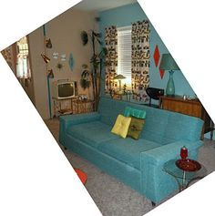 1000 Images About Classic 50s Living Spaces On Pinterest