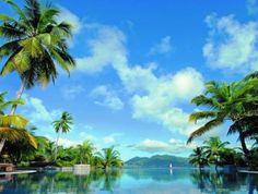 Sainte Anne Resort & Spa, Mahe #Seychelles