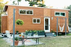 Modern living on a historical East Texas homestead.