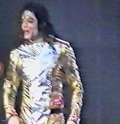 Michael Jackson History Tour... repito, como não admirar?