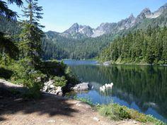 Mildred Lakes, First Lake