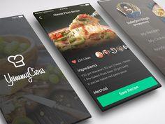 YummyCious Food App