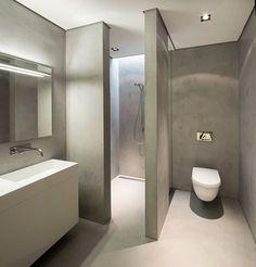 VILLA IN HUIZEN , Huizen, 2013 - De Brouwer Binnenwerk #bathroom