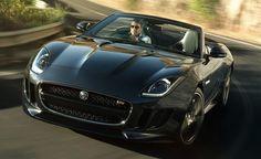Jaguar F-TYPE Convertible Sports Coupé /