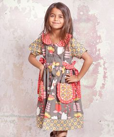 Loving this Indian Summer Laura Dress - Infant, Toddler & Girls on #zulily! #zulilyfinds