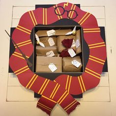 Check out this AMAZING Harry Potter birthday box made by @quillinwifelife ❤️ Thanks for sharing!