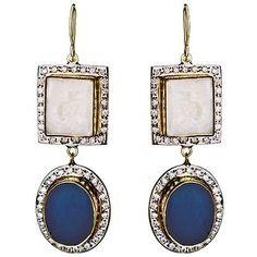 #Handcrafted Double drop Druzy earrings!   #meghnajewels #fashionjewelry #jewelry #jewellery #jewelrydesigner #designerjewelry #jewelrygram #jewelryaddict #jewelrylover #artisan #handmade #jewelry4life #couture #luxury #joyeria  #jotd #ootd #gift  #holidayjewelry #earring #rareandpretty  #ontrend #instajewelry  #earring  #style  #druzyjewelry #druzyearrings