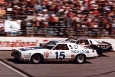 Bobby Allison in the 15