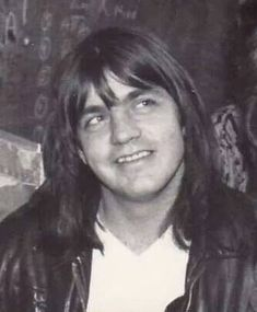 Malcolm Young 1980