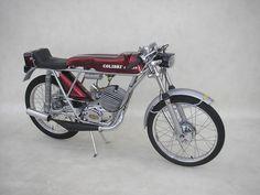 APRILIA COLIBRI SPORT 50cc Moped, Cafe O, Custom Moped, Motor Scooters, Moto Bike, Classic Bikes, Bike Design, Vintage Motorcycles, Sport Bikes