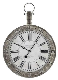 Bolton Clock yourstylefurnishings.com