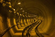 Inside the Seattle light rail tunnel set to open 2016 | Picture This | The Seattle Times