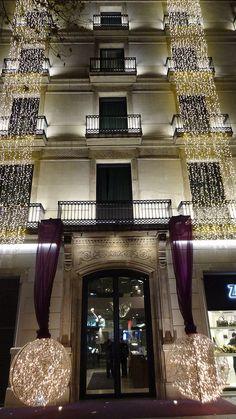 Comtes de Barcelona Hotel. Barcelona, Catalonia.