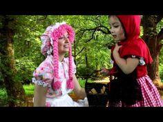 La Historia de #Caperucita Roja con Las 2 Muñecas- Especial de #Halloween  #niños #kids #cuentos #historias #diadelosniños