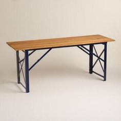 Peacoat Beer Garden Dining Table
