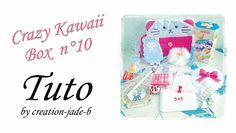 Crazy Kawaii Box n°10 - Un Noël de Filles ! Kawaii, Noel, Daughters, Kawaii Cute