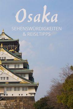 Osaka in Japan ist eine verrückte Stadt mit viel Charme und Flair. Wir fanden es richtig toll in der City. In diesem Beitrag findet ihr 11 verrückte Sehenswürdigkeiten (Things to do). Die meisten befinden sich in Namba, Dotonbori, Aber auch das Osaka Castle, Cherry Blossoms, Hotels, Restaurant und Shopping ist vertreten.