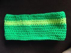 Stirnband häkeln, crochet