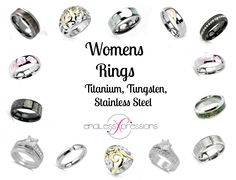 #Womens Rings  http://www.endlessxpressions.com/#SimplyPersonalized