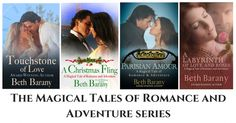 ROMANCE » Beth Barany, Author, all on one page!