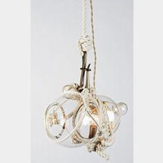 Knotty Bubbles Pendant - Lighting
