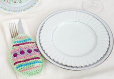 Crochet Easter Place