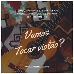 DICAS E AULAS DE VIOLÃO E GUITARRA: Vamos tocar violão? Blog, Music Teachers, Guitar Classes, Singers, Tips, Guitar, Lets Go