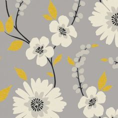 Arthouse Stansie Floral Trail Luxury Contemporary Flower Wallpaper